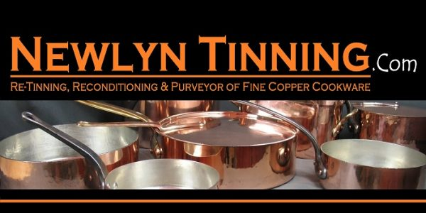 Copper Cookware Retinning