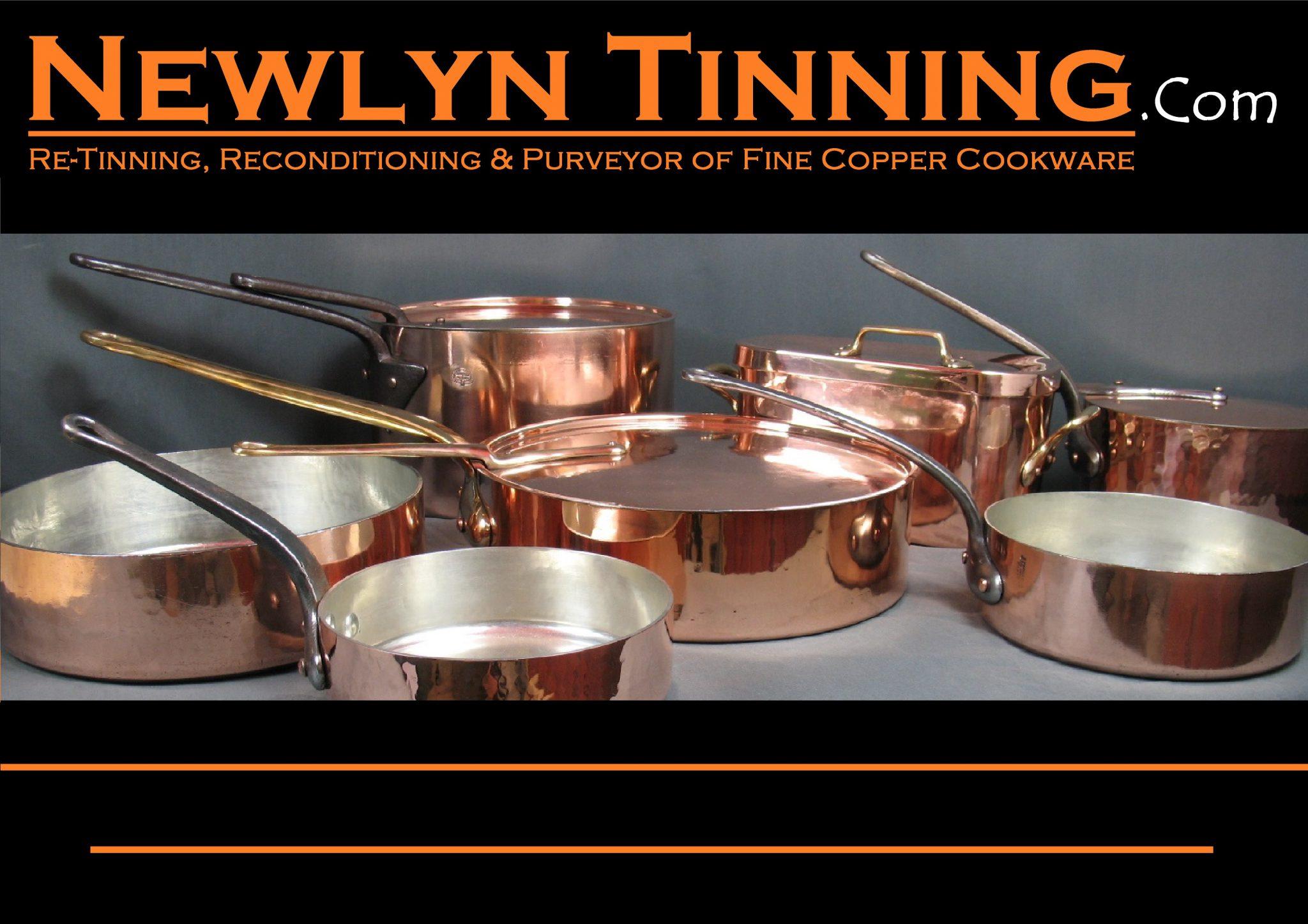 Newlyn Tinning Newlyn Tinning Re Tinning Copper Pots