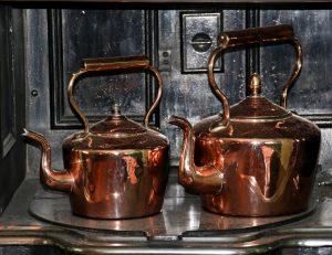 Retinning copper kettles